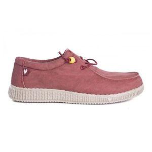 Zapato de Lona con Cordón de Goma