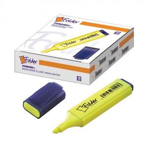 Marcador fluor Folder (amarillo)