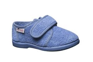 Zapatillas de casa azules