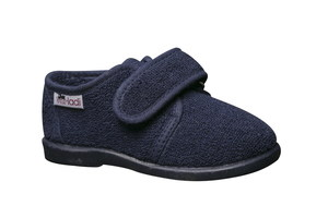Zapatillas de casa azul marino