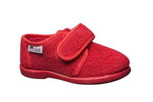 Zapatillas de casa rojas