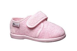 Zapatillas de casa rosas