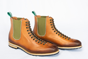 Botas Roble Olive Mujer
