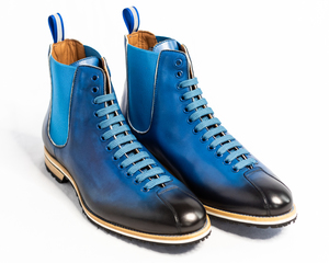 Botas Roble Full Color Edition Azul Hombre