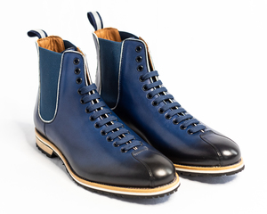 Bota Roble Color Full Edition Navy Hombre
