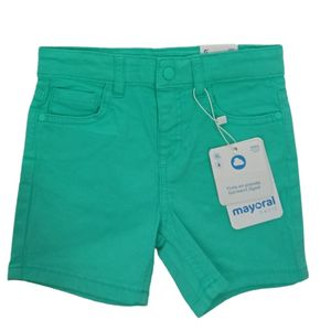 Pantalón corto loneta Mayoral