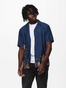 Camisa manga corta chico