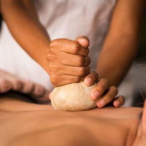 Masaje con Pindas Artesanales