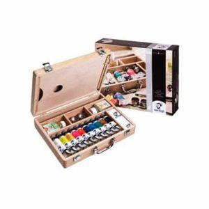 Óleo Van Gogh caja básica
