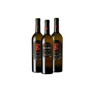 Pack de 2 botellas de Txakoli Berroja y 1 botella Txakoli Aguirrebeko