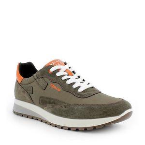 Zapatillas hombre verdes Igi&Co