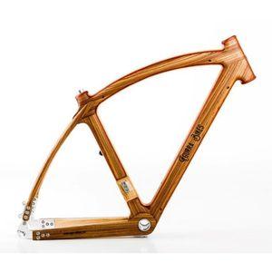 Cuadro de bicicleta talla M