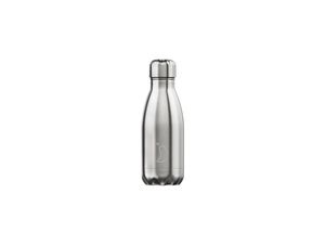 Botella Isotérmica Chilly's 260 ml. Silver