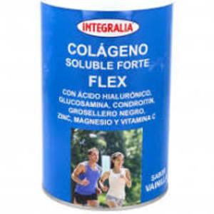 Colágeno forte flex 400gr Integralia sabor vainilla