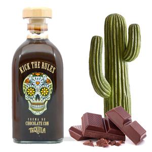 Crema de Chocolate con Tequila Kick The Rules