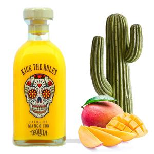 Crema de Mango con Tequila Kick The Rules