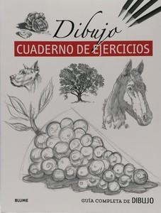 DIBUJO. CUADERNO DE EJERCICIOS GUIA COMPLETA DE DIBUJO