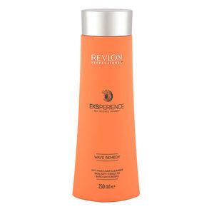 Champú Eksperience Wave Remedy Hair Cleanser Shampoo Anti Frizz REVLON