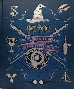 GRAN LIBRO DE LOS ARTEFACTOS DE HARRY POTTER