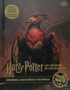 HARRY POTTER: LOS ARCHIVOS DE LAS PELICULAS 5 - COMPAÑEROS, PLANTAS MAGICAS Y METAMORFOS