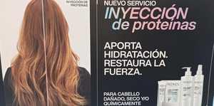 Inyección de proteína (Hidratación + Reparación)