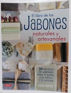 LIBRO DE LOS JABONES NATURALES Y ARTESANALES