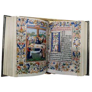 Libro de horas de Isabel la Católica