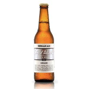Cerveza La salve sirimiri bot. 33 cl. (Caja 12 botellines)