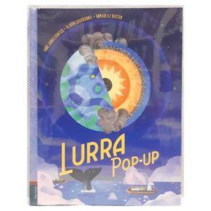 Libro Lurra Pop-up