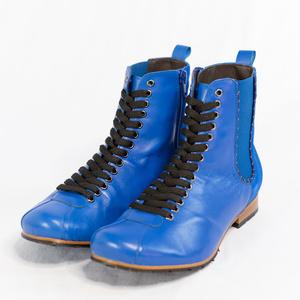 Botas Mañios azul