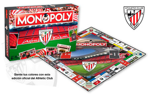 Monopoly Athletic Club