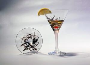 Copa de Cocktail - Plata