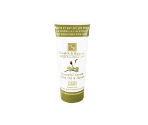 Crema Powerful Olive Oil & Honey Cream 180 ml