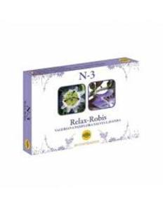 Relax-robis N-3 comprimidos