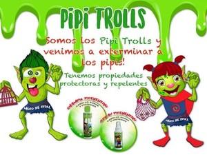 Spray preventivo (pipi troll)