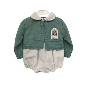 Pelele más chaquetita bebé