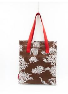 Tote bag marrón Perpetum Mobile