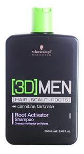 Champú 3D men Root Activator