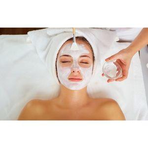 Tratamiento facial piel limpia, fresca, suave y sedosa.
