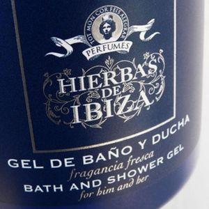 Gel de baño Hierbas de Ibiza