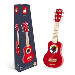 Guitarrra roja