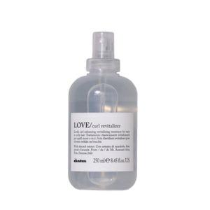 Tratamiento revitalizante Love Curl - Cabello ondulado y rizado