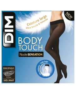 Medias Dim Body Touch Cintura baja sin costuras