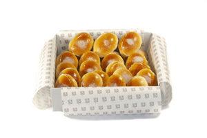 Caja de mini bollos de mantequilla