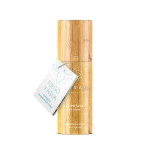 FUEGO Y AGUA: Crema facial para piel sensible o mixta 50 ml