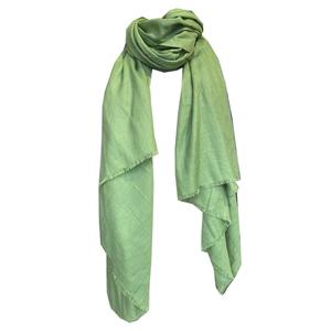 Chal de lana y seda