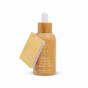 FUEGO OTOÑAL: Elixir para piel castigada o reactiva 30 ml