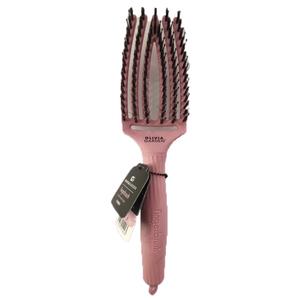 Cepillo finger brush Olivia Garden rosa