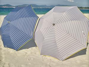Parasol plegable de aluminio de 4 secciones UPF50+PL
