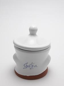 Salero artesanía cerámica